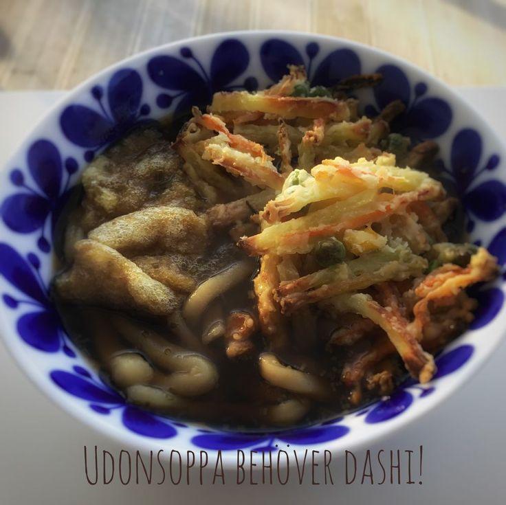 Dashi (出汁/だし) är mycket viktigt i japansk matlagning. Dashi är som buljong och det har mycket umami. Umami gör japansk mat så god.Umami kallas den dolda femte grundsmaken. Umami har blivit ett…
