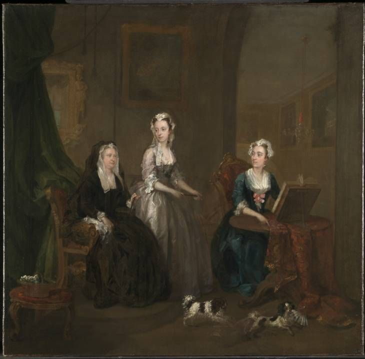 16 best hogarth images on pinterest william hogarth for William hogarth was noted for painting