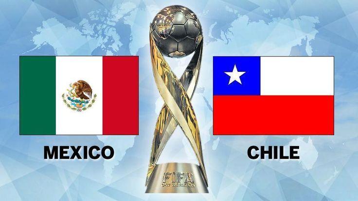 FIFA U-17 World Cup Mexico vs Chile live football score live updates MEX control...