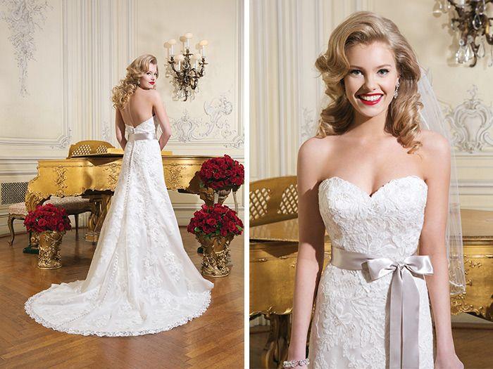 250 besten Justin Alexander Wedding Dresses Bilder auf Pinterest