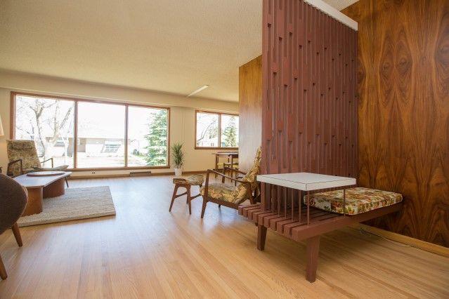 Room divider plus bench