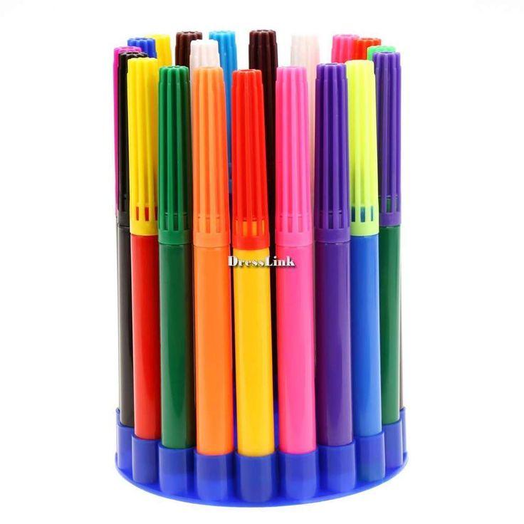 20PCS incredibili penne magiche arcobaleno evidenziatori cambiamento di colore