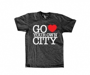 Go <3 Your Own City T-Shirt