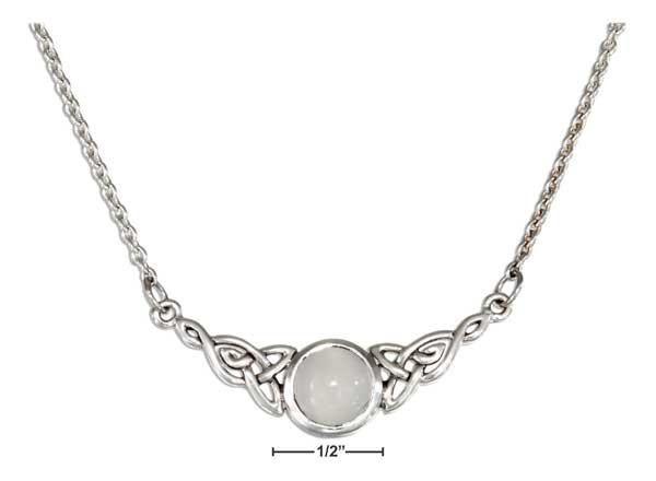 celtic moonstone necklace - 600×440