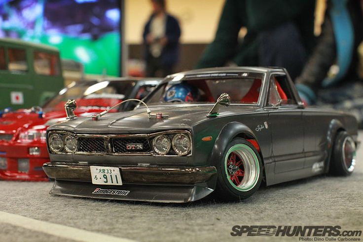 Rc drift Skyline Pickup