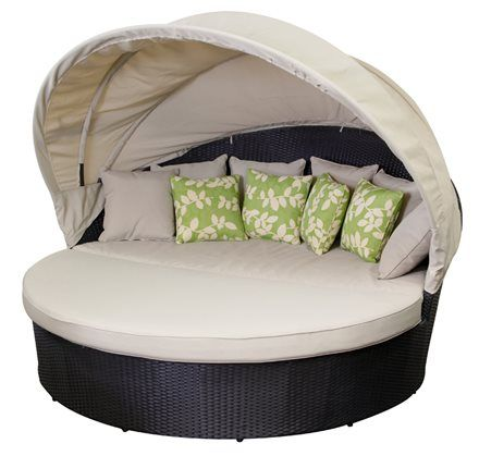 outdoor day bed regent a great way to relax in your backyard segals outdoor furniture