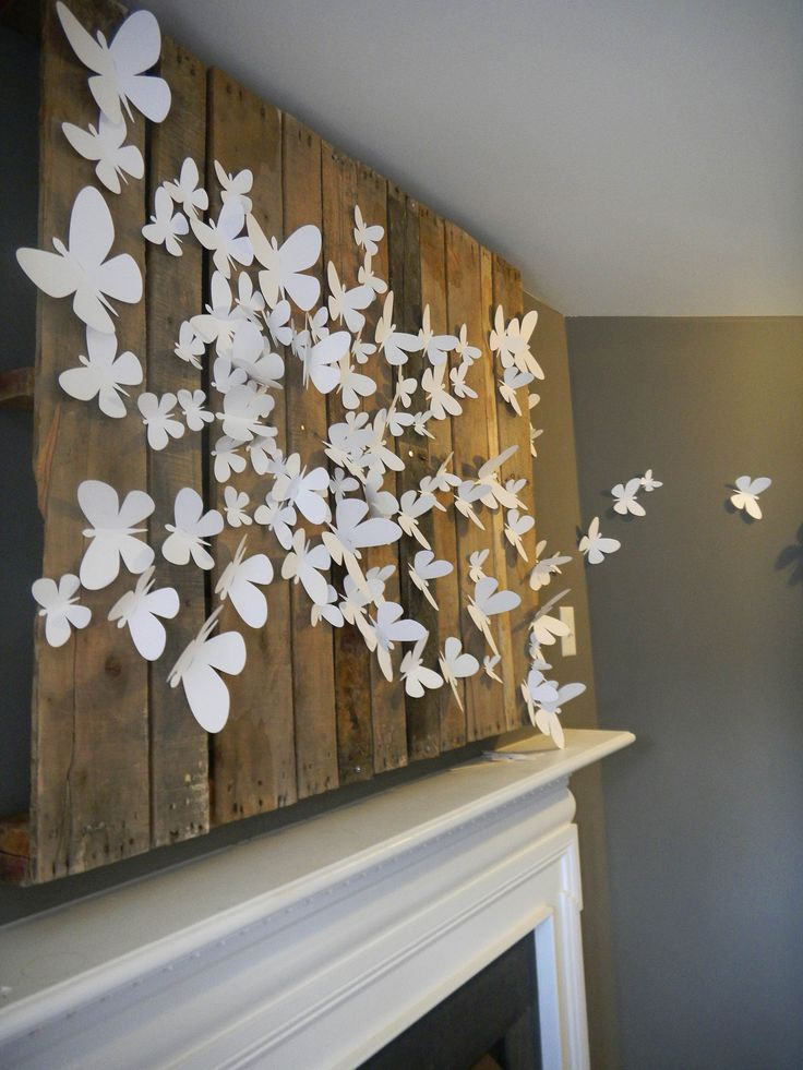25 unique butterfly wall decor ideas on pinterest diy butterfly decorations paper wall decor and butterfly wall