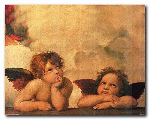 Raphael,Sistine Cherub Religious Wall Decor Art Print Pos... https://www.amazon.com/dp/B01LZ22P1K/ref=cm_sw_r_pi_dp_x_mOj9xb8KAK3CP