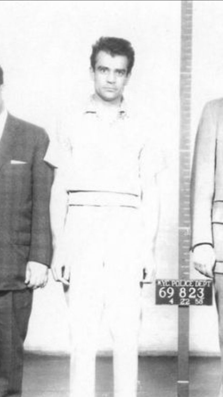 Anthony Ficarotta (b1927-d unknown) aka Figgy. Longtime soldier in the Genovese family.