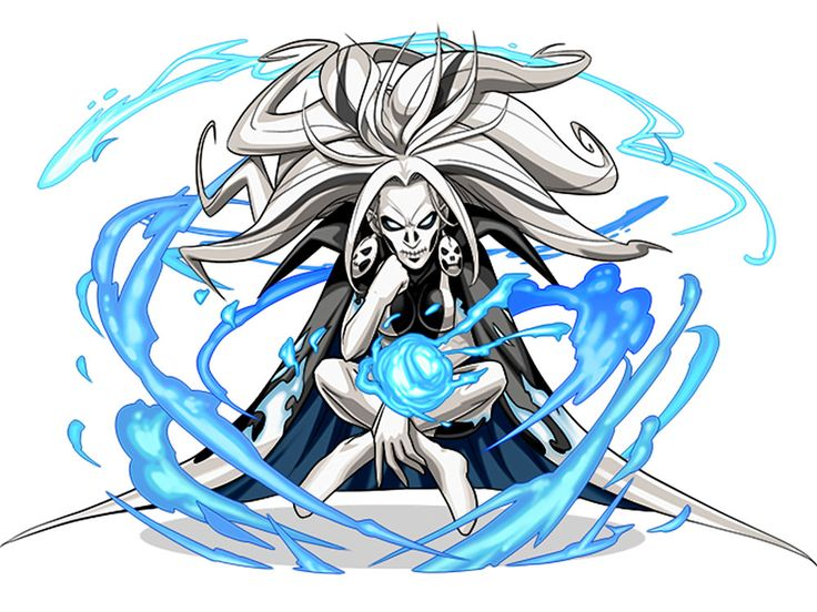 Silver Banshee from Puzzle & Dragons