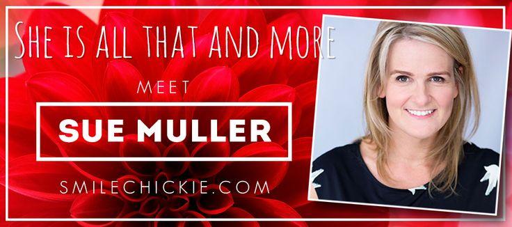 Interview | Sue Muller