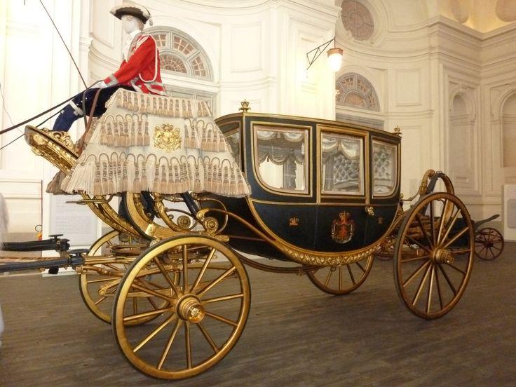 Berlina di gala dorata dei Re d'Italia (1878)