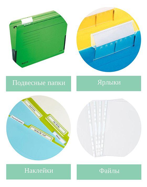 Реорганизация хранения важных бумаг и документов