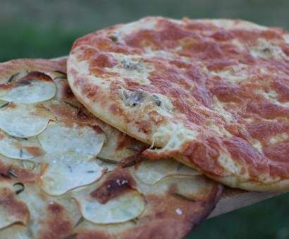 Recipe Thermo-pizza by Alice Zaslavsky - Recipe of category Main dishes - vegetarian