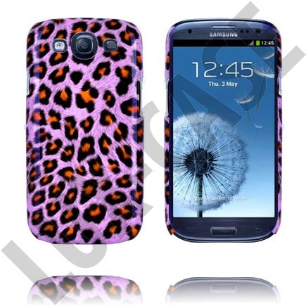 Leopard Samsung Galaxy S3 Deksel
