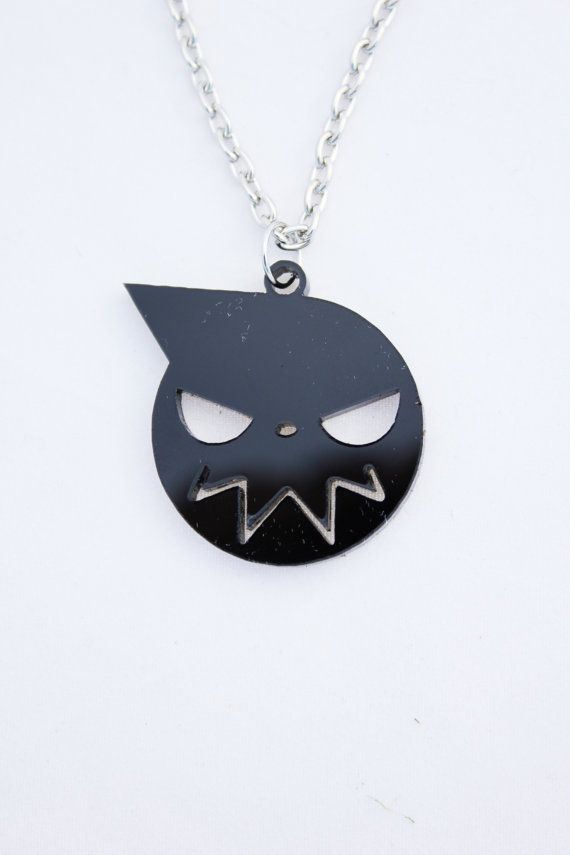 Soul Eater Necklace by TheGeekStudio on Etsy, $10.00
