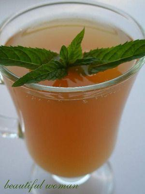 Яблочный квас... Напиток со вкусом нашего детства