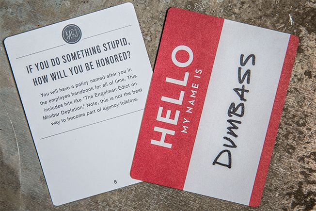 This Texas Agency Uses a Special Deck of Cards to Get New Hires Up to Speed | Adweek