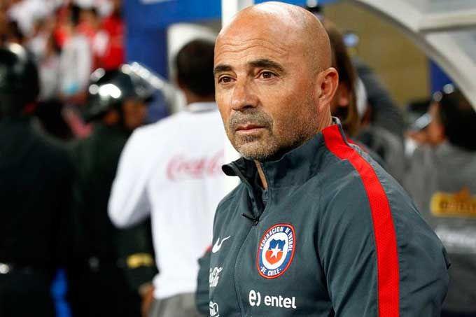 ¡Secreto a voces! Sampaoli podría ser el entrenador de Argentina #Deportes #Fútbol