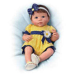 You Are My Sunshine So Truly Real Baby Doll - Realistic Baby Dolls