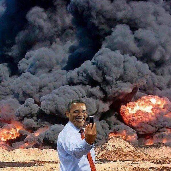 @HogarDeLaPatria : El pueblo patriota esta en las calles en defensa de la soberanía de nuestro País #ObamaLaAmenazaEresTu