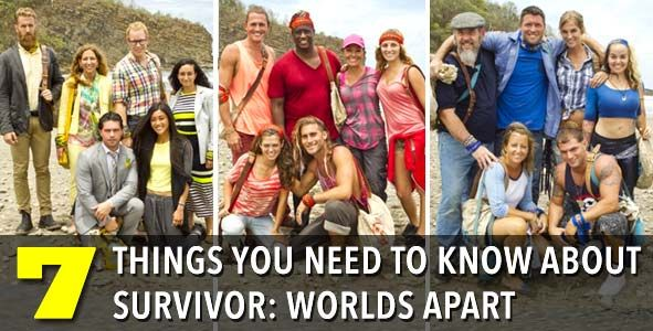 Survivor 2015: The 7 Things You NEED to Know About Survivor Worlds Apart