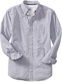 Men's Everyday Classic Slim-Fit Shirts | Old Navy