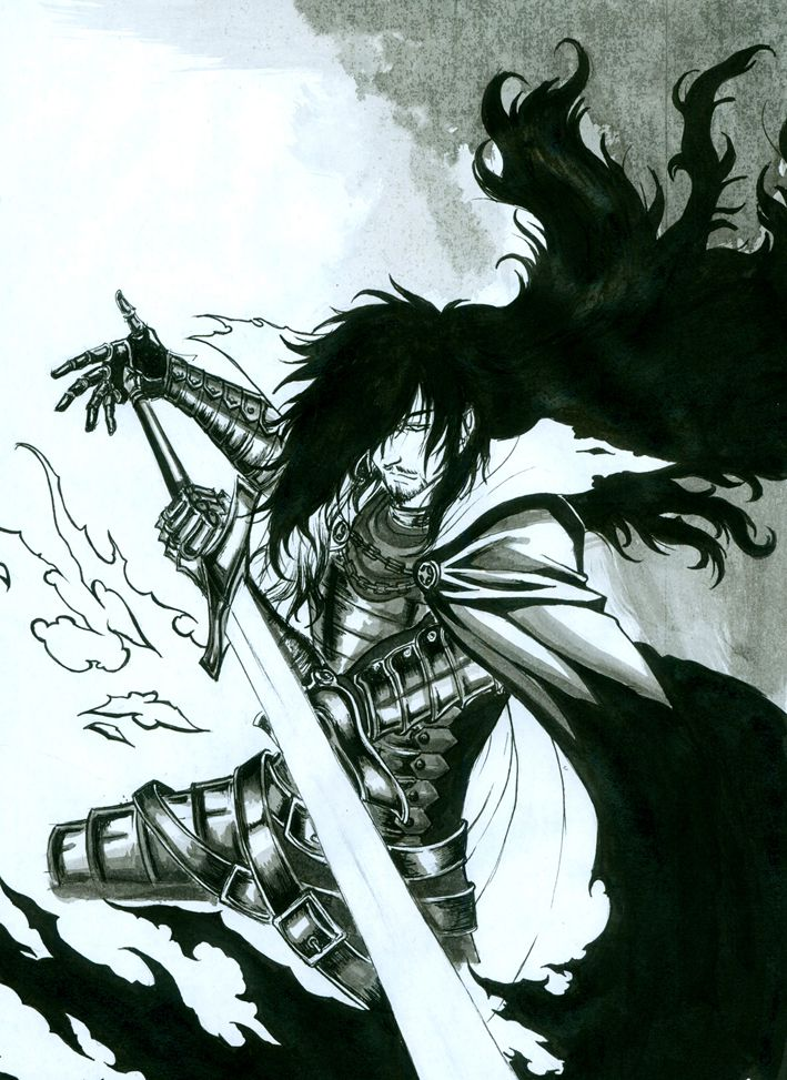 Count Alucard by Banished-shadow.deviantart.com | Fantasy ... Count Alucard Hellsing Ova