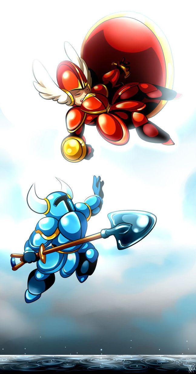 Shovel Knight: Catch Her