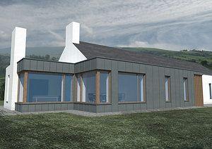 modern irish house architecture