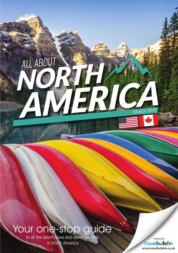 Travel Bulletin North America Supplement 2015