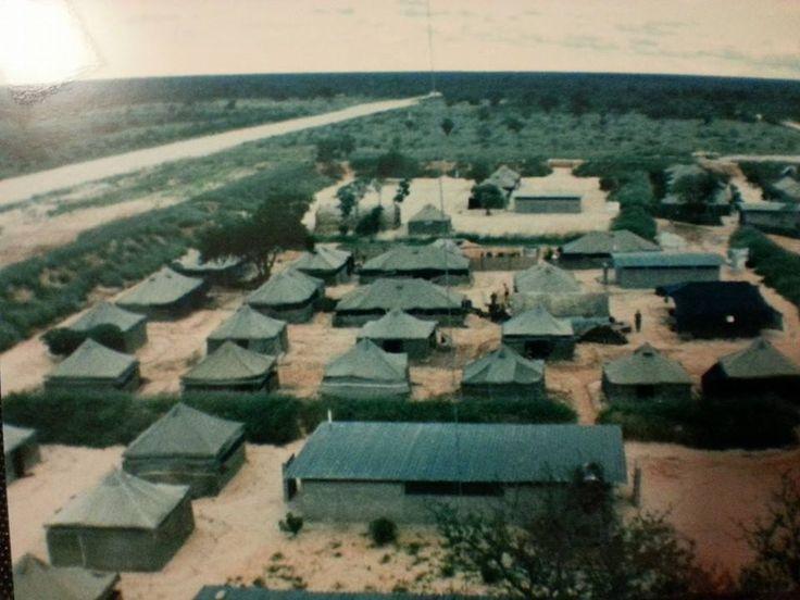Omauni base 1983