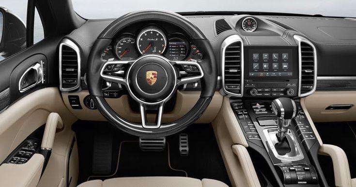 Porsche Updates Cayenne For 2017MY #New_Cars #Porsche