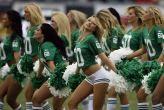 Las 10 porristas más candentes de la NFL