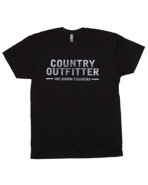 """Country Outfitter Country Outfitter """"We Know Country"""" T-Shirt  http://www.countryoutfitter.com/products/48803-country-outfitter-we-know-country-t-shirt"""