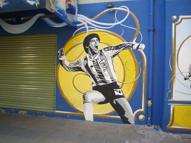 65 best Football graffiti images on Pinterest | Futbol, Soccer and ...
