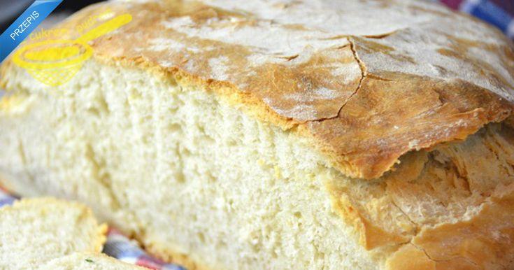 chleb w garnku pieczony