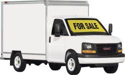 Used U-Haul box trucks for sale