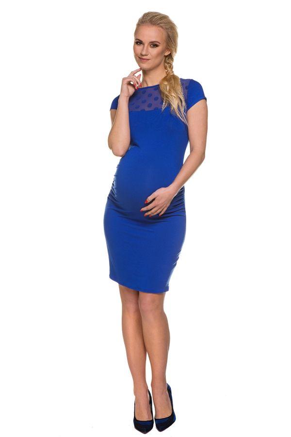 Vestito premaman Cocco blu cobalto..http://www.mytummy.it/vestito-premaman-cocco-blu-cobalto.html