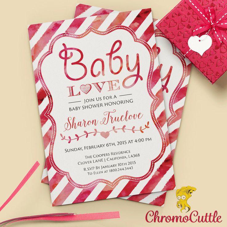 34 best Baby Shower Invites images on Pinterest   Shower invitation ...
