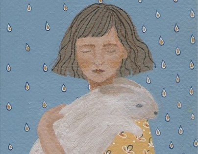 "Check out new work on my @Behance portfolio: ""rabbit"" http://be.net/gallery/34458643/rabbit"