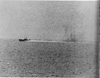 vietnamese navy | north vietnamese p 4 engaging uss maddox in gulf of tonkin incident ...