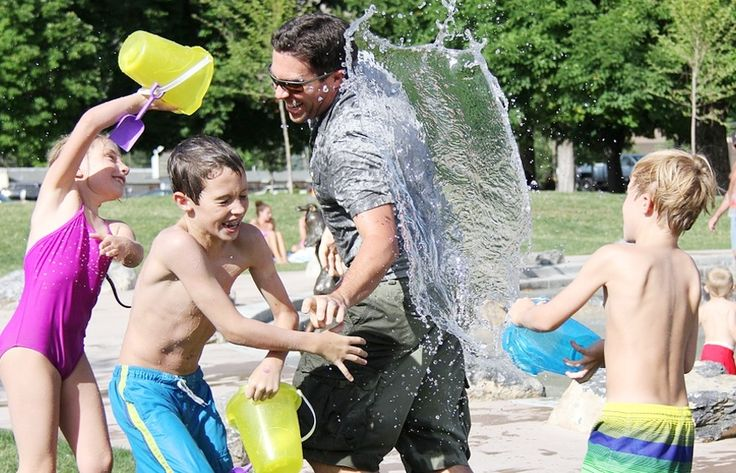 10 Best Kid's Outdoor Party Games And Ideas  Give your guests a party to remember with enough fun with the energetic outdoor party games. Outdoor games are always full of enthusiasm. We are going to list the games which need very few household supplies and brilliant fun ideas that will get your guests giggling until the party's ends.   #KidsOutdoorPartyIdeas #KidsPartyIdeas