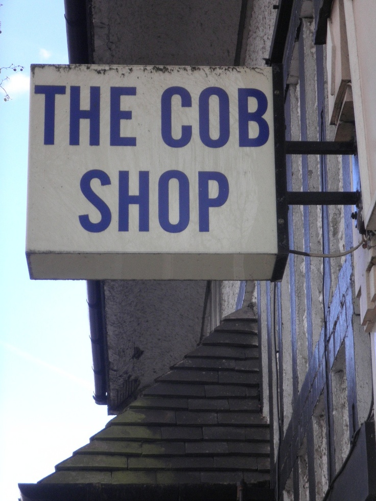 Narborough Road, Leicester love cobs (the only other place I've ever heard them called cobs is Sheffield)