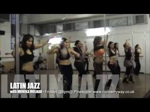 Learn our Latin moves and technique from the creator of Latin Jazz, Monika Molnar! Its sexy, energetic, fun! It's based on salsa, samba, chacha, jazz. An amazing fusion of Latin dances including Zouk, Salsa, Samba, chacha, rumba, jazz and more. Improves your posture, style, turns,...  https://www.crazytech.eu.org/latin-jazz-dance-class-with-monika-molnar-pineapple-dance-studios/