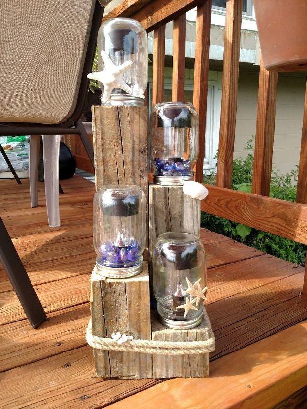Mason Jar Solar Light Weckglas Diy Diy Weinflasche Solar Licht
