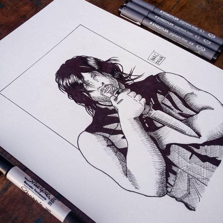 TWD. @anacbeier - Facebook/anacristibeierilustrações.com