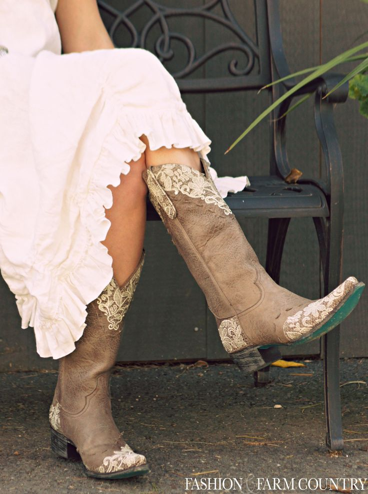 "The beautiful ""Jeni Lace"" boot by Lane Boots ! Photography by Jennifer Rose http://www.laneboots.com/womens-boots/lane-boots-complete-collection/jeni-lace.html"