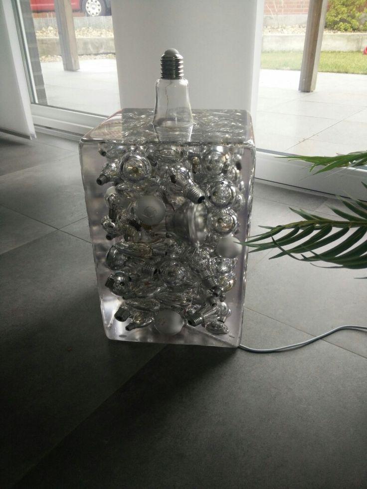 Lamp Resin Lampe Harz Www Nilsadam De Casting