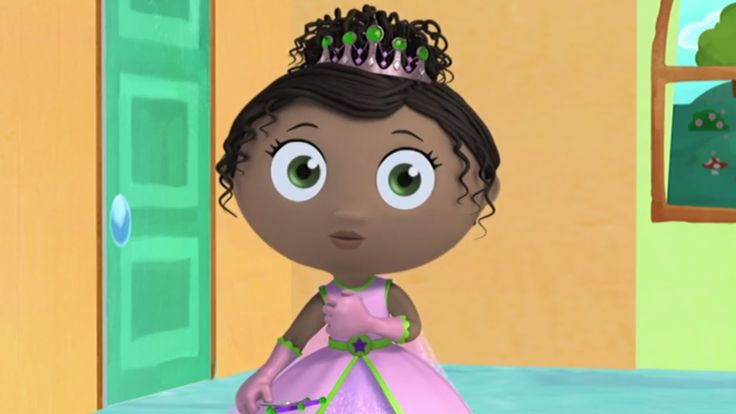 Super Why Full Episodes - Goldilocks And The Three Bears: The Mystery ✳️...